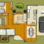 Projeto 1 - 97,85 m²
