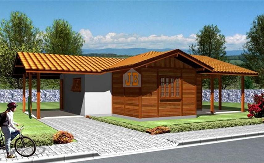 Projeto 2 - Pré Casas - 108,31 m²