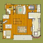 Projeto 9 – 344,40 m²