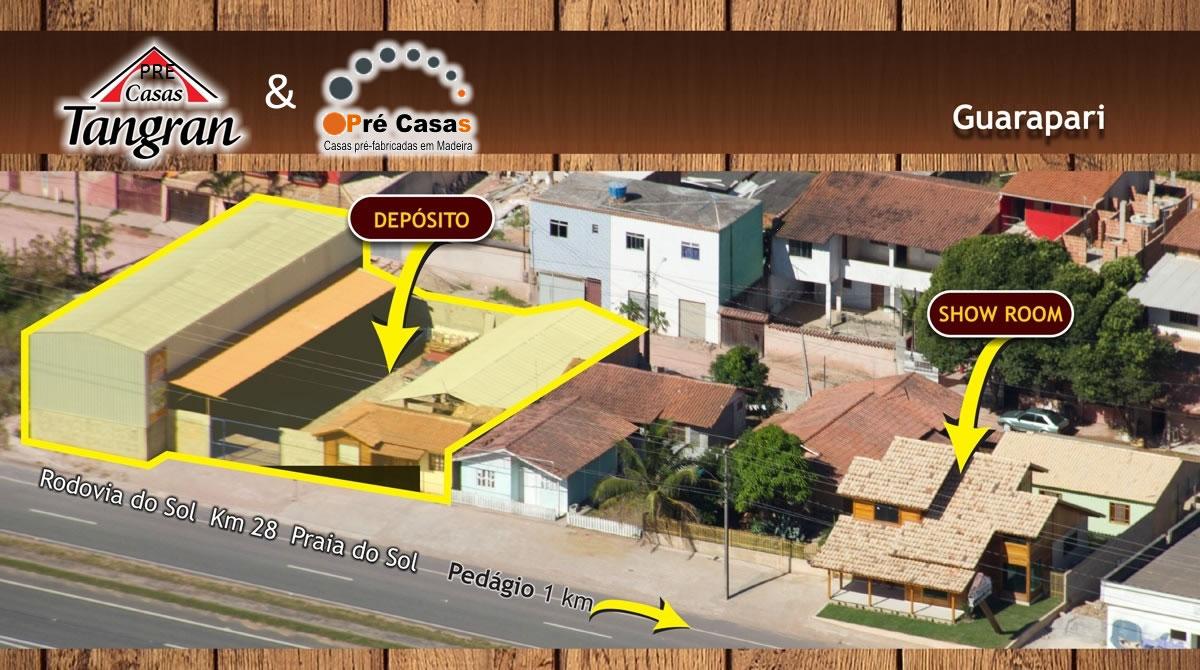 Showroom: Guarapari/ES - Pré Casas