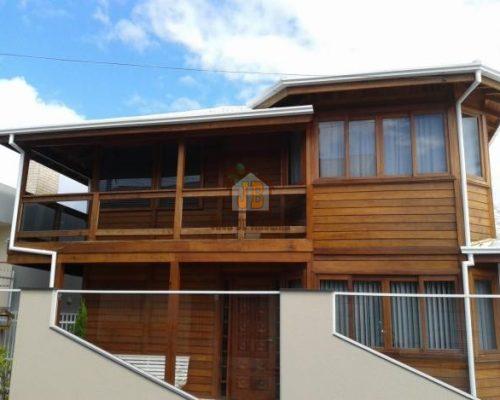 Duplex Casas Pré - Casas de Madeira – Jundiaí-SP – 104,98 m²