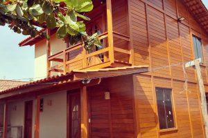 Casa de Madeira Duplex – São José dos Campos-SP – 120 m²