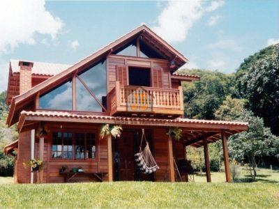 Casa de Madeira – Itaperuna-RJ – 105,32 m²