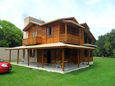 Casa de Madeira - Extrema-MG
