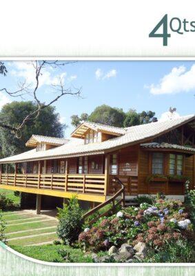 Casa de Madeira - São José do Rio Preto-SP