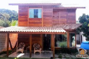 Casa de Madeira - Teixeira de Freitas-BA