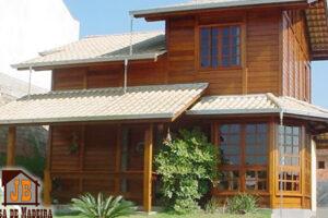 Casa de Madeira - Uberlândia-MG