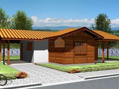 Projeto Porto Seguro - BA – 108,31 m²: Fotos – Casas Pré