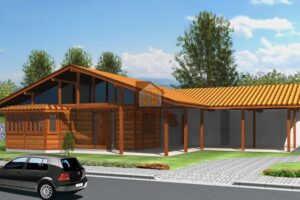 Casa de Madeira - Eunápolis-BA