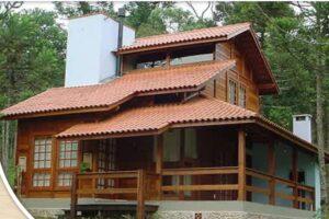Casa de Madeira - Uberaba-MG